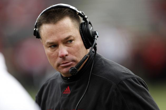Butch Jones Hired as Tennessee Volunteers Head Coach
