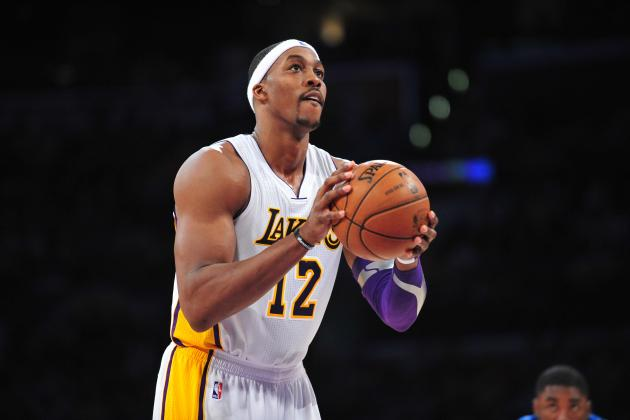 Dwight Howard and Mike D'Antoni in Denial About Free-Throw Disaster