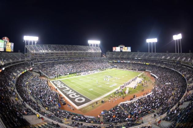 Fan in Serious Condition After Jump from Third Level During Raiders Game