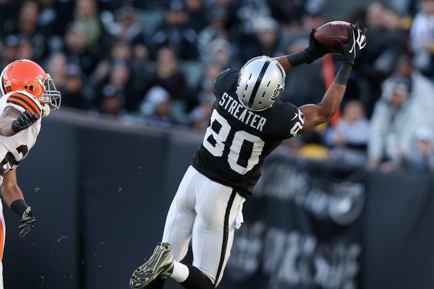 Why Rod Streater Is a Fantasy Name to Monitor for 2013