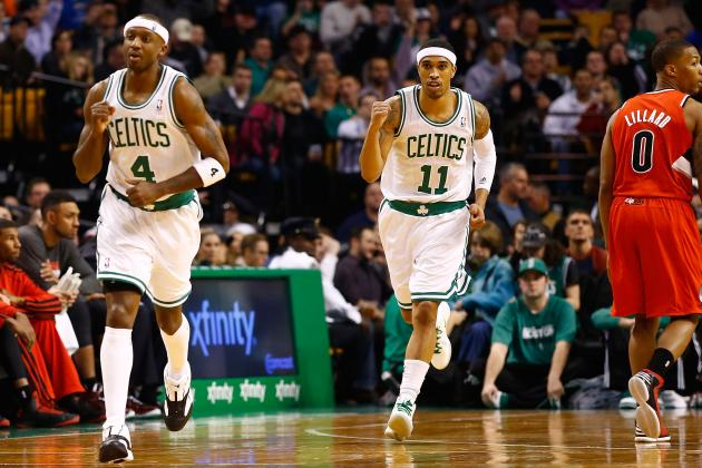 Breaking Down the Slow Starts of Boston Celtics' Jason Terry and Courtney Lee