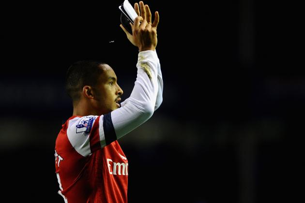 More Frustration for Arsenal and Arsène Wenger over Theo Walcott