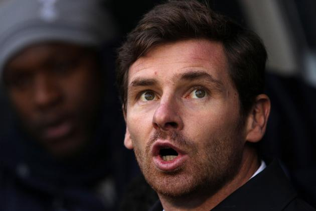 Andre Villas-Boas: 'Unfair' to Reward Chelsea with Europa