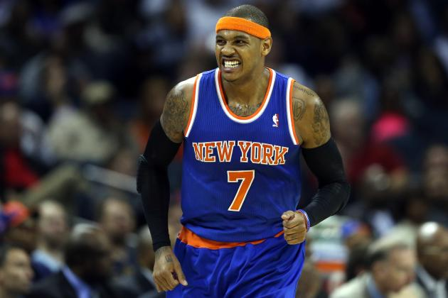 Knicks Show off Depth, Prove They Can Play with the Champion Heat in 112-92 Win