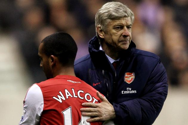 Arsenal: Arsene Wenger Frustrated with Theo Walcott's Prolonged Contract Saga