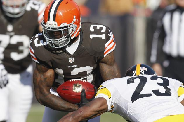 Josh Gordon's Emergence Is Solidifying GM's Tom Heckert's Young Receiving