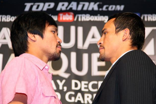 Manny Pacquiao vs. Juan Manuel Marquez 4: Celebrities Weigh in on Gambling Odds