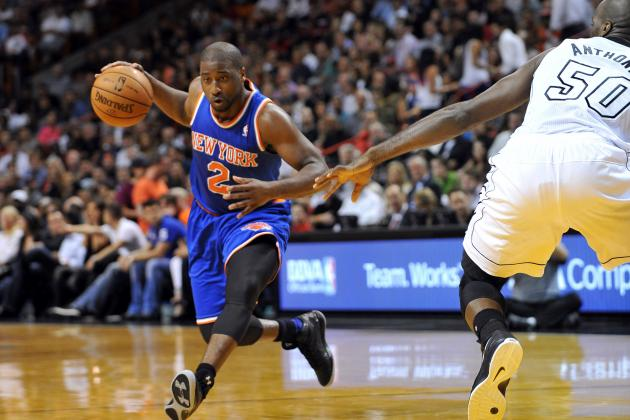 Raymond Felton Wins NBA Player of the Night After NY Knicks Devastate Miami Heat