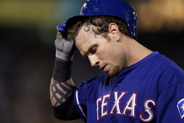 Yankees Checking in on Josh Hamilton
