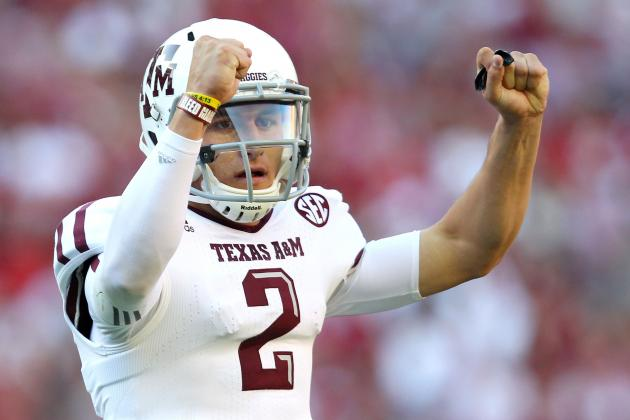 Heisman Trophy 2012: Why Johnny Manziel Is a Lock to Win Prestigious Award