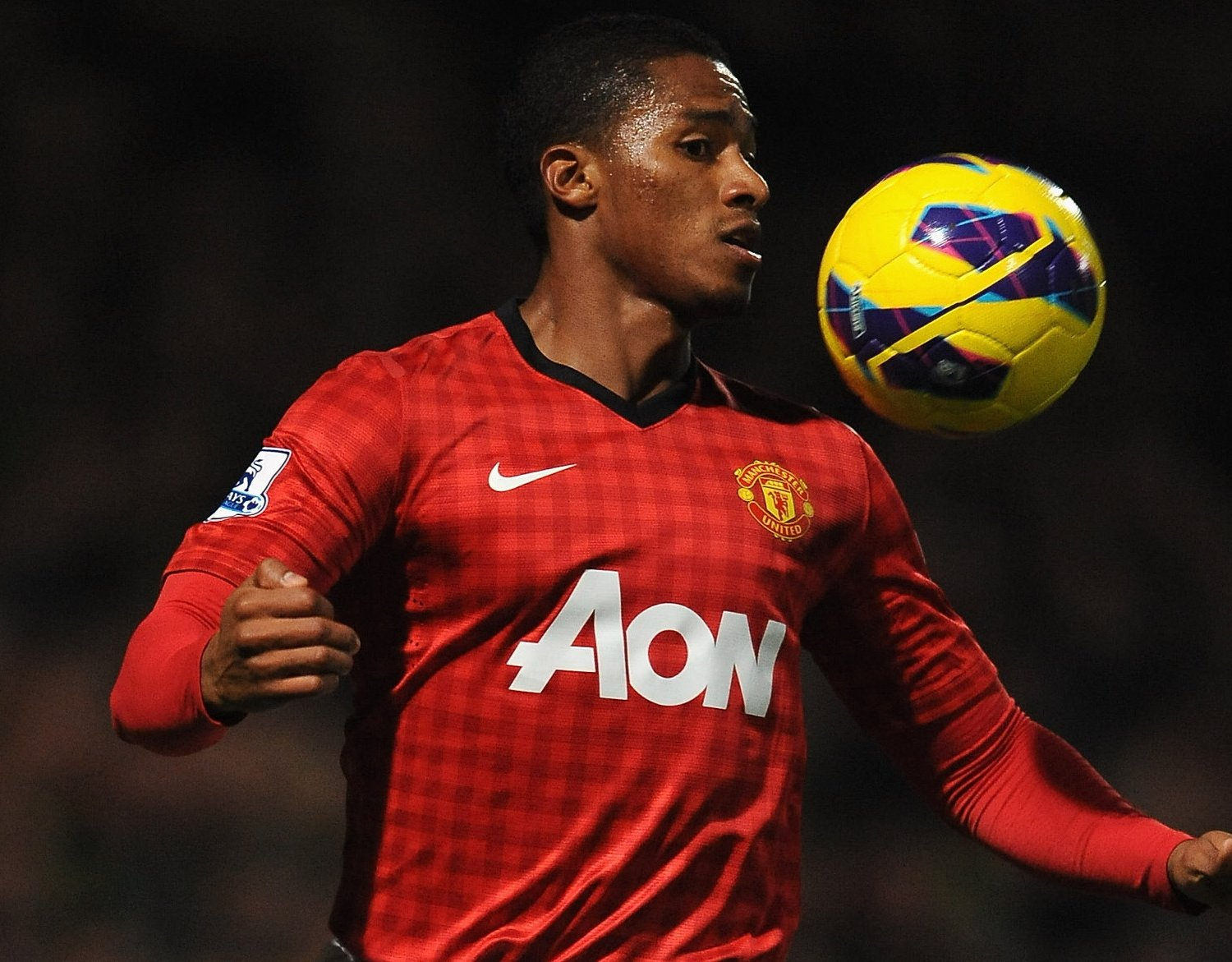Antonio Valencia Official Manchester United Website | Auto ...