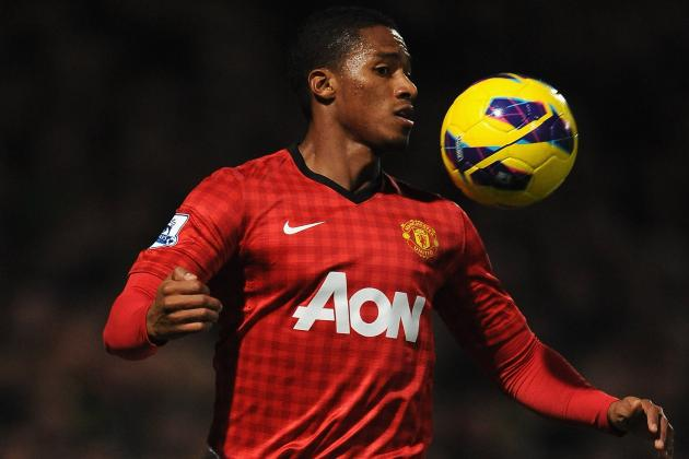 Manchester United Injury News: Antonio Valencia out of Manchester Derby