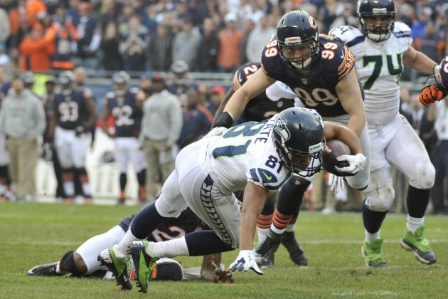 Bears' McClellin Is Versatile but Should Stay at DE & More NFC North News