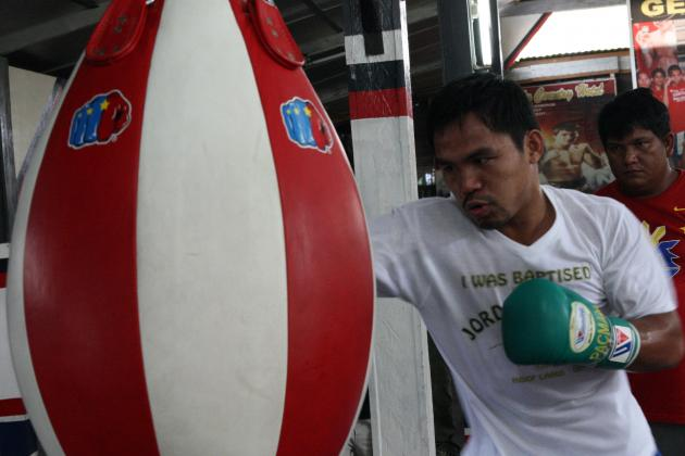 What a Second-Straight Loss Would Mean for Manny Pacquiao's Legacy