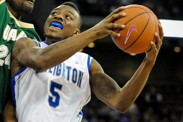 Creighton Guard Jones Passes Out, Hospitalized