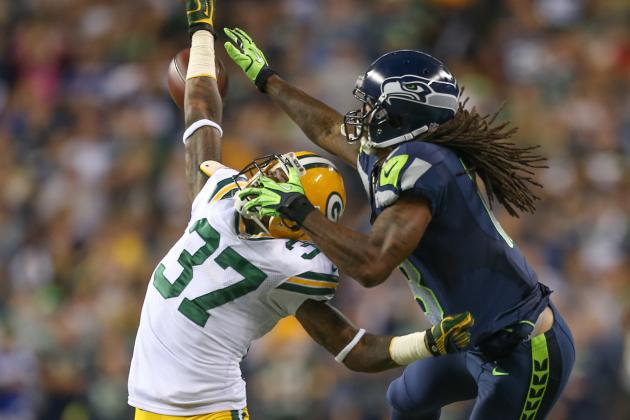 Packers' Secondary Gets Healthy