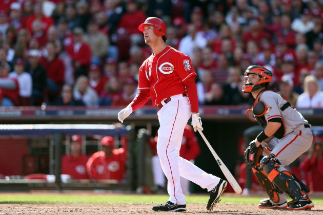 Cincinnati Reds: Ryan Ludwick Is Equivocating so What Is Contingency Plan?