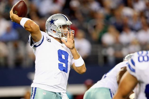 Tony Romo Enters December Feeling Good