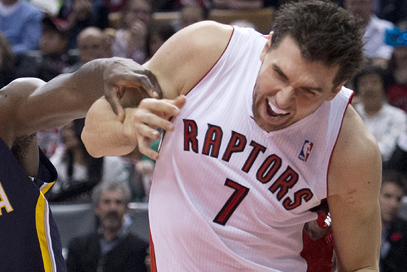 Andrea Bargnani Trade Just Might Help Toronto Raptors