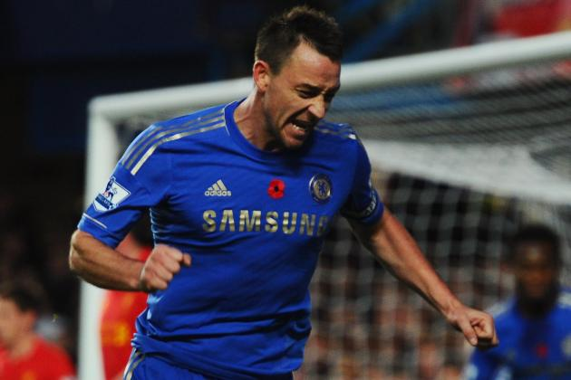 Injured John Terry to Miss Club World Cup