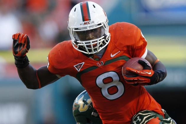 Duke Johnson Becomes UM's 1st All-American Since 2005