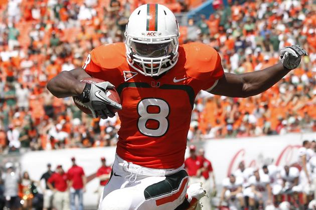 Duke Johnson Wins Another ACC Rookie of Year Award