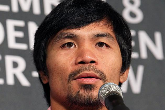 Manny Pacquiao: 5 Reasons This Should Be Pac-Man's Last Fight Ever