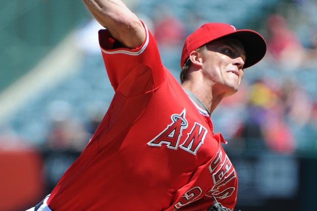 Angels Are Moving on Without Zack Greinke
