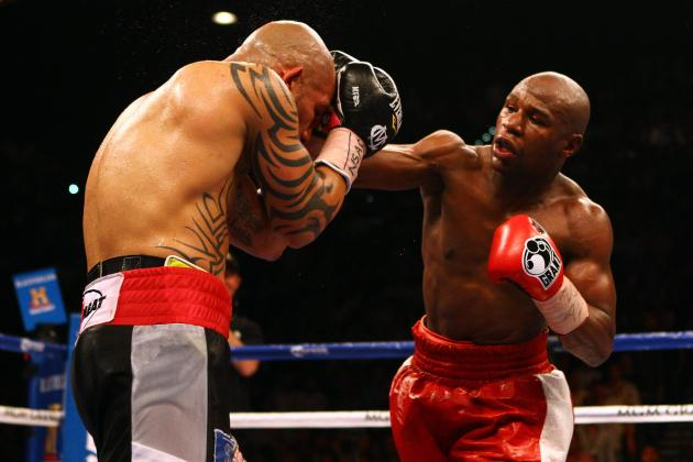 Floyd Mayweather Must Hope for Manny Pacquiao Victory over Juan Manuel Marquez