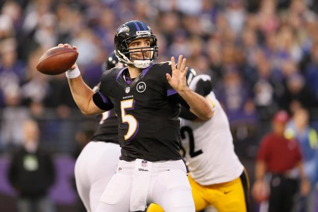 Fantasy Football Week 14: Start 'Em, Sit 'Em for the Baltimore Ravens