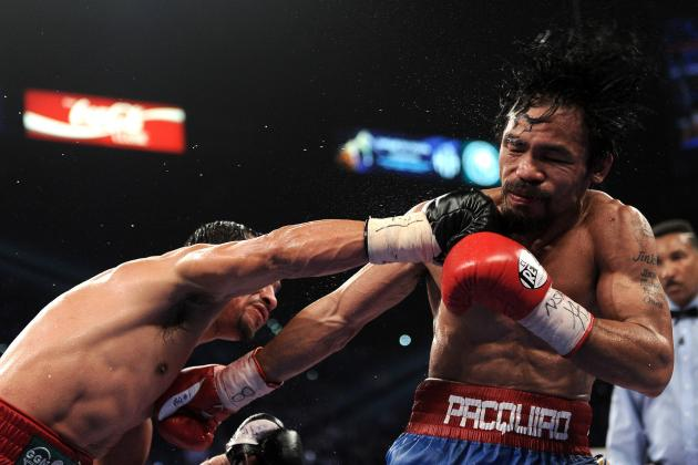 Pacquiao to Make $25 Million, Marquez $3 Million for Saturday's PPV Bout on HBO