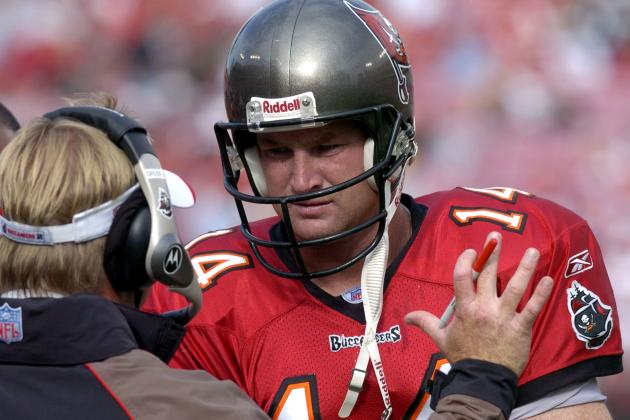 Gruden: Brad Johnson Deserves Respect