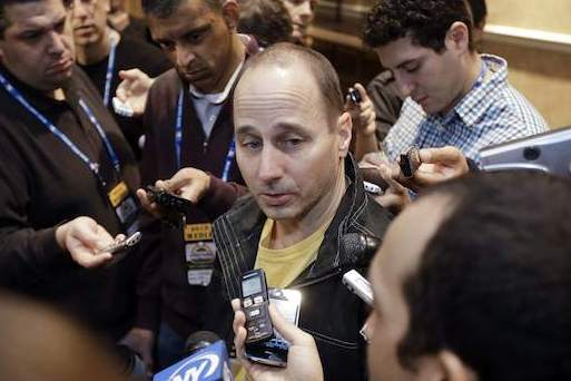 Scott Boras: Yankees Won't Let Brian Cashman Spend Money