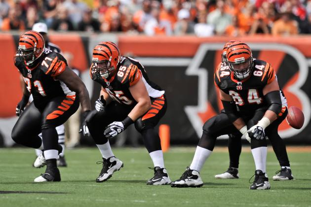 Bengals' Banged-Up Line Makes No Excuses