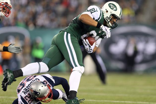 Jets' Keller Misses Practice, Likely Out vs. Jaguars
