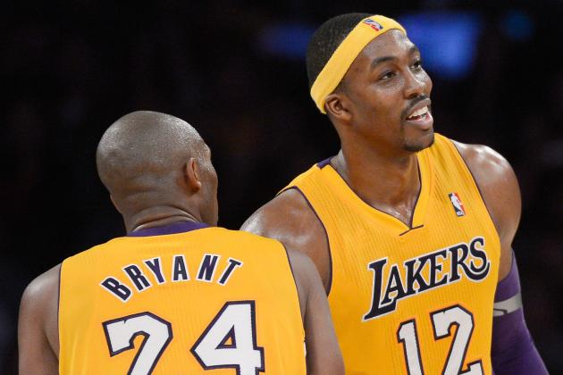 Ding: Will Lakers' Spat Be a Turning Point?