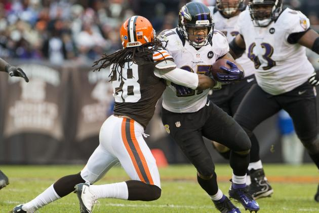 Usama Young Back at Practice for Browns