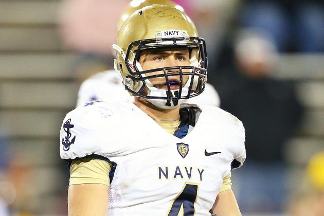 Army-Navy Football: Bo Snelson, a Leader on and off Field for Midshipmen