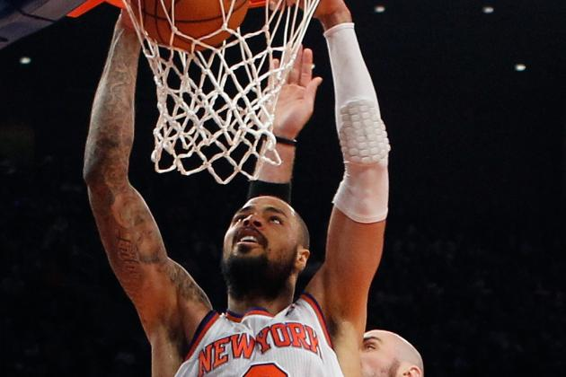 Why the Dallas Mavericks Miss NY Knicks' Tyson Chandler so Much