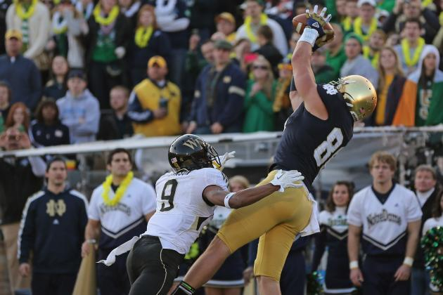 Notre Dame Football: Tyler Eifert Will Give Alabama Big Problems