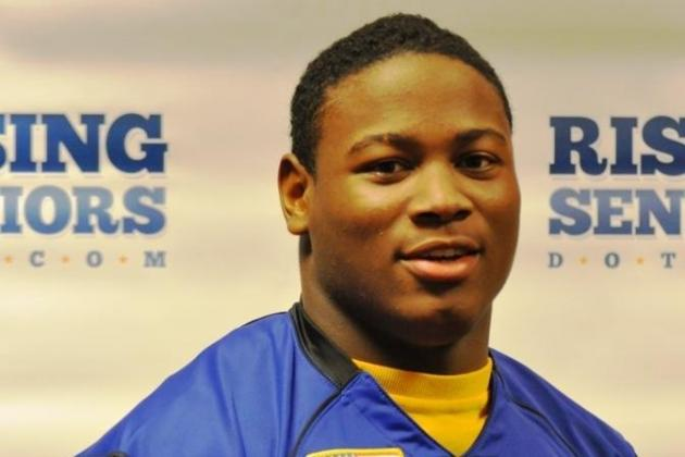 Five-Star Linebacker Reuben Foster Decommits from Auburn