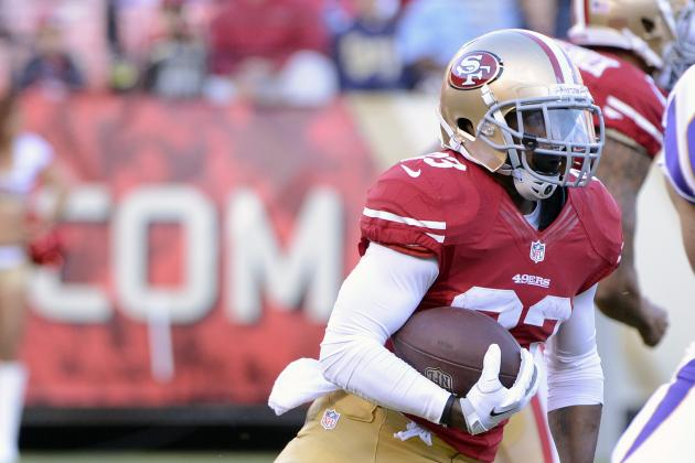 San Francisco 49ers: The Importance of Incorporating LaMichael James Right Now
