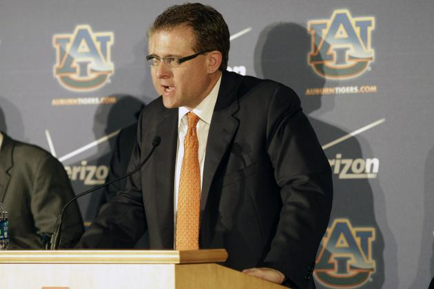 Gus Malzahn Introduces Rhett Lashlee, Ellis Johnson After Two-Day Blitz