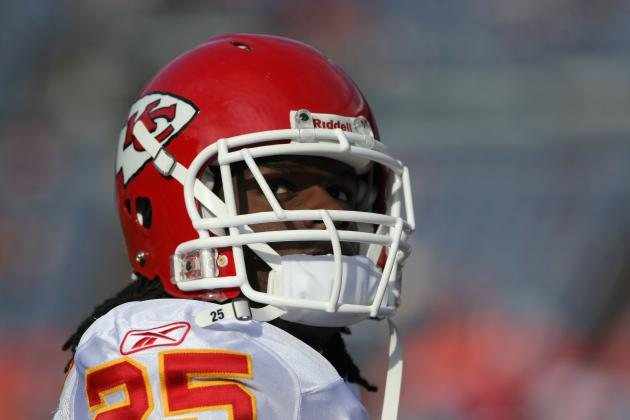Jamaal Charles: Chiefs Running Back Battles Through Year Full of Trying Times