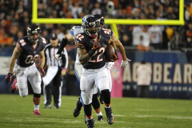 Matt Forte: Fantasy Owners Must Get Dynamic Bears RB into Week 14 Lineups