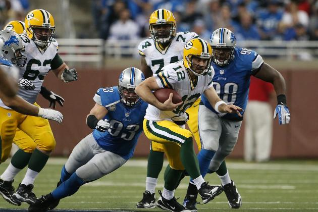 Lions vs. Packers: Detroit's Defense Needs to Focus on Control and Containment