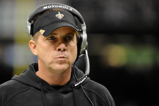 Is Sean Payton Ghost-Coaching the New Orleans Saints?