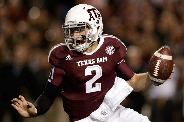 Heisman Watch 2012: Manziel Still Favorite Despite Te'o's Early Award Success