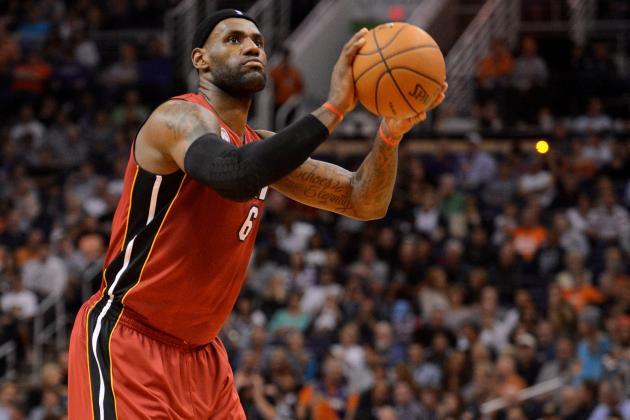 LeBron James' Final Flaw: Free Throws