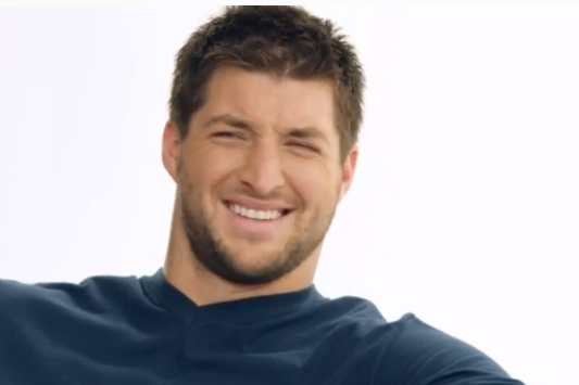 Tim Tebow TiVo Commercials Released with Unintentional Hilarity
